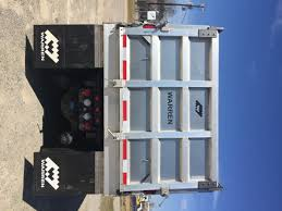 Aluminum Dump Body - Dump Body Of The Week - Warren Truck Equipment