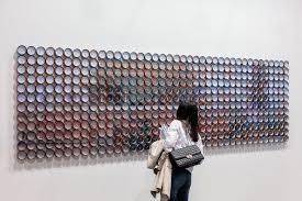 100 Hk Mark 24 Art Basel Hong Kong People Looking At Art Blower