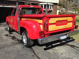 100 Little Red Express Truck For Sale 1979 Dodge Lil LITTLE RED EXPRESS Dodge