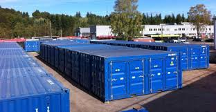 100 Steel Shipping Crates Using Containers To Establish Or Grow A Self