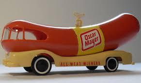 Oscar Meyer Weiner Truck 1950 | Www.topsimages.com
