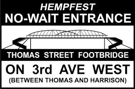 Dead Kennedys Halloween Tab by Vivian Mcpeak Seattle Hempfest