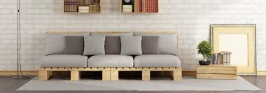 fabriquer un canapé en bois diy comment fabriquer un canapé en palettes de bois cdiscount