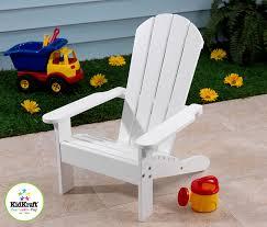 Retro Kitchen Chairs Walmart by Amazon Com Kidkraft Adirondack Chair Honey Toys U0026 Games