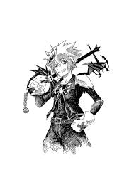 Sora Halloween Town by Halloween Town Sora Kingdom Hearts Ink Drawing Original