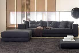 canapé polyester canapé d angle contemporain en fibre de polyester