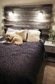 16 Cool Rustic Bedroom Ideas 4 Barn Wood Craft Diy & Home