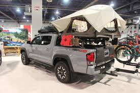 MTSEMA18: Tents Of The 2018 SEMA Show Truck Cap Toppers Suv Tent Rightline Gear For Pickup Image Is Loading Piuptruckbedtentsuv And In A Steppe Landscape Editorial Of Napier Sportz Iii By 3 Dodge Dakota Diy Extended With Drum Camping Youtube Kodiak Canvas Midsized 55 6 Bed Best Tents Reviewed 2018 The Of Topper Becomes Livable Ptop Habitat Gearjunkie Buyers Guide To F150 Ultimate Rides Outdoors Roof Top On We Took This When Jay Picked Up Flickr