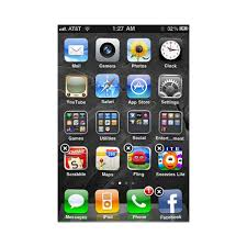 How to Move iPhone Icons Rearranging the Home Screen