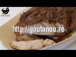 cuisine antou roti de porc par christian antou