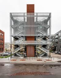 100 David Gray Architects The Chicago Athenaeum FAST HORSE Duluth Minnesota 2015