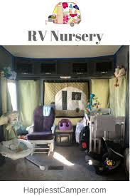 RV Nursery A For Baby In Everything Could Need