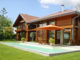 prix maison ossature bois 120m2 maison a vendre chantes