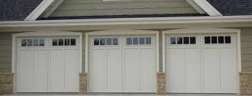 Home Cedar Cross Overhead Door