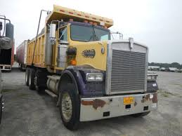 100 Kenworth Dump Trucks For Sale 1995 KENWORTH W900 DUMP TRUCK Auctions Online Proxibid