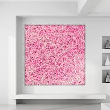 expressionistische lila abstrakte abstrakte kunst