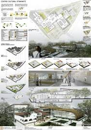 Gallery Of Architecture Presentation Layout Ideas