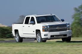 100 Chevy Truck 2014 Chevrolet Silverado High Country 4x4 First Test Trend