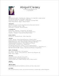 Sample Resume For Hostess Duties Of A