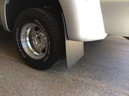 Husky Or Weathertech Mud Flaps? - Diesel Forum - TheDieselStop.com Mud Flaps For Lifted Truck And Suvs Ford Flaps 4051mr Airhawk Accsories Inc F150 Husky Kiback Autoeqca Cadian 52016 Custom Molded Rear Guards Review Install 52018 Blue Oval Gatorback Flap Set Gb1223cutfc Focus Rs 16 Rally Rblokz Or Weathertech Mud Diesel Forum Thedieselstopcom Built Tough On My 1995 F250 Psd Powerstroke Oem Splash Thumbs Up