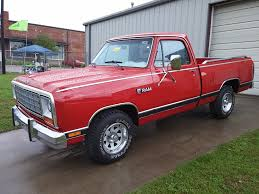 100 1985 Dodge Truck DODGE RAM ROYAL SE For Sale At Vicari Auctions Nocona 2015