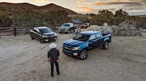 100 Chevy Truck Forums MotorTrend Colorado Vs Ford Ranger Vs Honda Ridgeline Vs