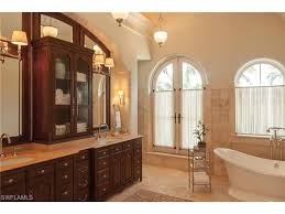 Custom Cabinets Naples Florida by 112 Central Ave Naples Fl 34102 Luxurious Master Bathroom With