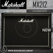Empty 1x10 Guitar Cabinet by Marshall Malaysia Musicbliss Com My Malaysia Online Retail