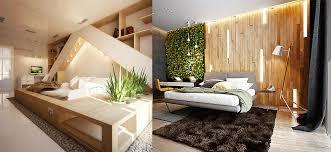 Plant Decor Bedroom Design 2018 Trends