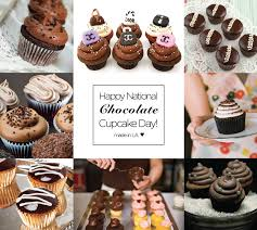 Happy National Chocolate Cupcake Day