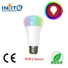 new product like hue bulb smart wifi color changing led light bulb