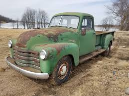 Made In Canada: 1953 Chevrolet 1434 Pickup The Classic 1954 Chevy Truck The Picture Speaks For It Self Chevrolet Advance Design Wikipedia 10 Vintage Pickups Under 12000 Drive Tci Eeering 51959 Suspension 4link Leaf Rare 5window 1953 Gmc Vintage Truck Sale Sale Classiccarscom Cc968187 Trucks Of 40s Customer Cars And Pickup Classics On Autotrader 1949 Chevy Related Pictures Pick Up Custom 78796 Mcg