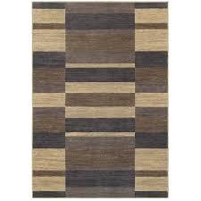 Oriental Weavers Of America Cosmopolitan Slate Indoor Area Rug Common 8 X 10