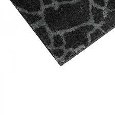 badteppich schöner wohnen mauritius steine anthrazit 040 60x60 cm