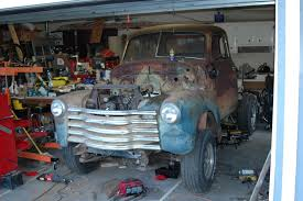 1950 Chevy Truck Jeep Stroker - Jeep Strokers