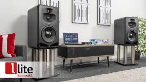 farfield monitor adam audio s5v profi beschallung im wohnzimmer erklärt
