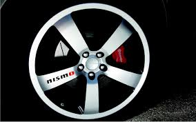 100 4x4 Truck Rims For X8 NISMO Car VINYL Sticker Decal Wheel Racing 4X4 Rim