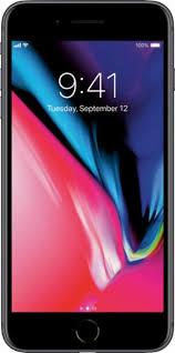 Apple iPhone 8 Plus 64GB Gray MQ8D2LL A Best Buy