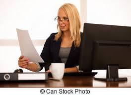 travaux de bureau bureau patron sévère réprimande écriture photo de