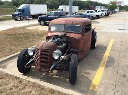 Lot Shots Find Of The Week: 1941 Chevy Truck Rat Rod - OnAllCylinders