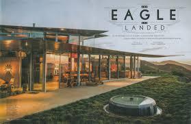 100 The Wing House Feature In LA Magazine David Hertz Architects FAIA