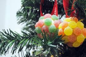 Rice Krispie Christmas Tree Ornaments by Sweetie Bauble Decorations Recipe Goodtoknow