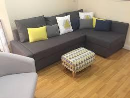 Friheten Sofa Bed Comfortable by Friheten Corner Sofa Bed With Storage Skiftebo Dark Grey Almost