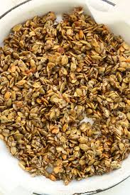 Roasted Shelled Pumpkin Seeds Nutrition by Honey Roasted Pumpkin Seeds The Harvest Kitchen