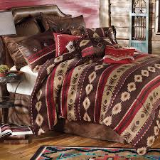 Wooded River Bedding by Desert Horizon Southwest Bedding Collection Cabin Pinterest