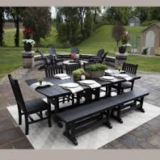 Premium Poly Patios Millersburg Oh by Buy Polywood Dining Sets Furniture Premium Poly Patios