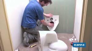 installer un wc suspendu vidéo bricolage gamma belgique