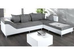 canapé gris et blanc pas cher canape d angle gris et blanc d angle canape dangle gris blanc pas