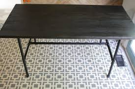 Dresser Couplings Style 38 by Diy Pipe Table Tutorial How We Saved 1 800 Designer Trapped