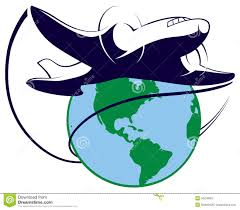 World Travel Logo Illustration 36259820